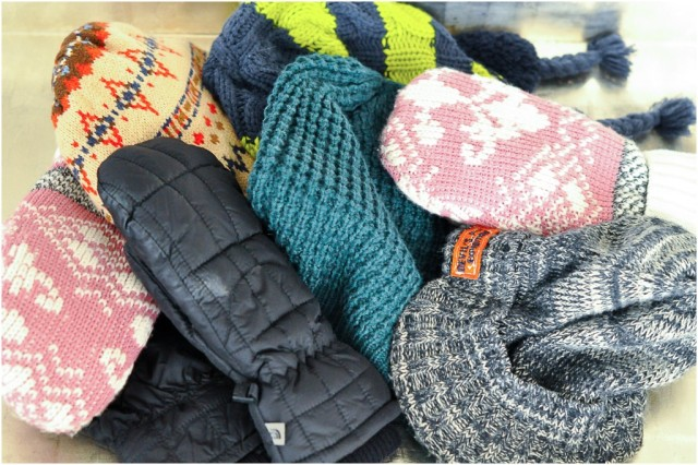 Hats and Mittens Image