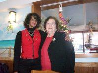 Dianne Elder and Lisa Moorman