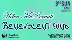 Helen McDermitt Benevolence Fund